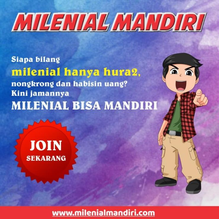 Milenial-Mandiri-Program