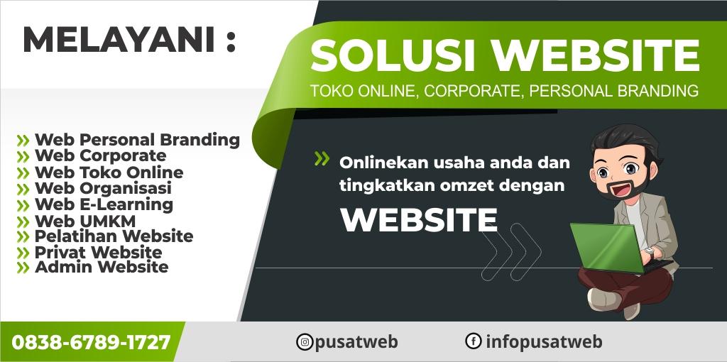 Jasa Pembuatan Website, Desain Website